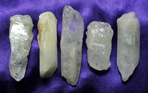 Sulfur Quartz  #104