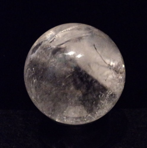 Brazilian Lemurian Seed Sphere  #941