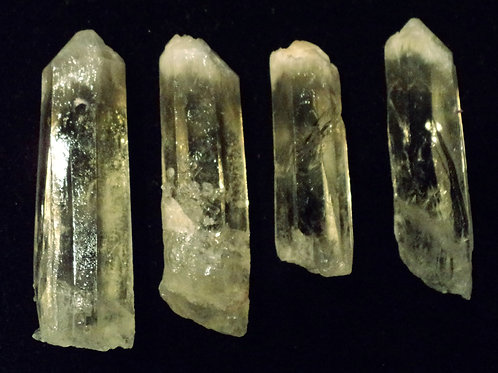 2012 Crystal Quartz Citrine