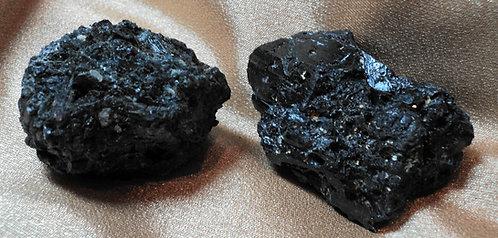 Black Tourmaline Natural  #505