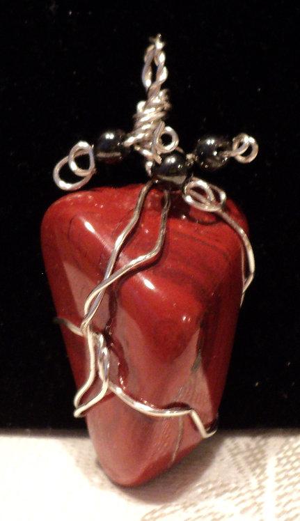 Red Jasper / Hematite