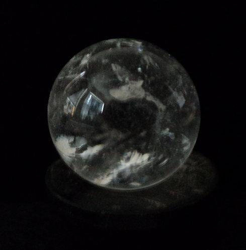 Brazilian Lemurian Seed Sphere #915