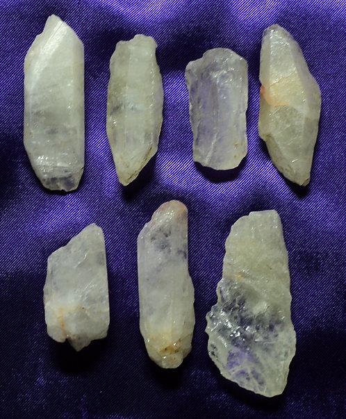 Sulfur Quartz  #103