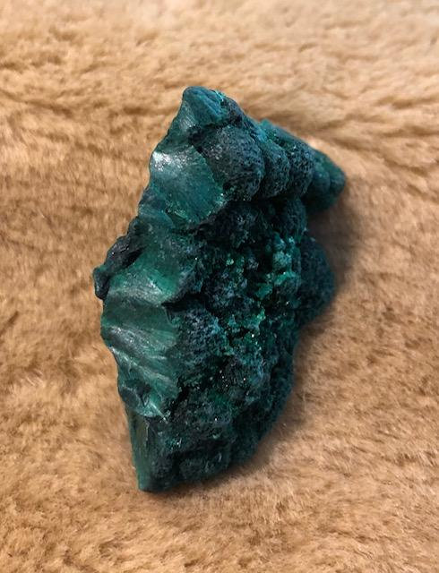 Malachite rough #14