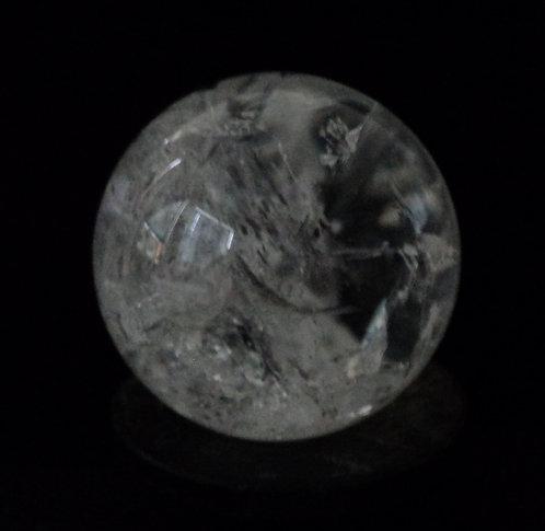 Brazilian Lemurian Seed Sphere #922