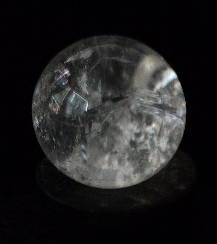 Brazilian Lemurian Seed Sphere #916
