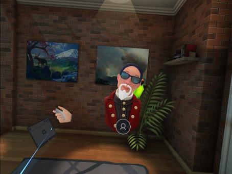 VRでデイリースクラム