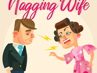 Blog Tour  - The Diary of a Nagging Wife by Donna Mensah