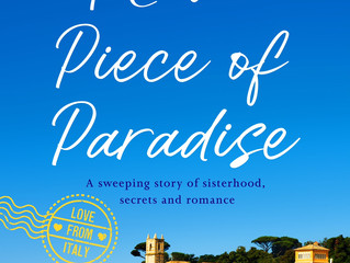 Blog tour - A Little Piece of Paradise by TA Williams
