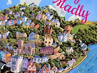 B&Bers Behaving Madly at a Devon Seaside Guesthouse by Sharley Scott