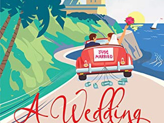Happy publication day to A Wedding on the Riviera by Evonne Wareham