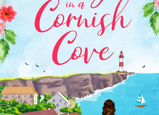 The Cottage in a Cornish Cove by Cass Grafton