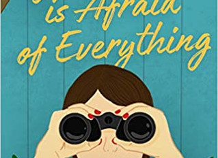 Agatha Arch is Afraid of Everything by Kristin Bair