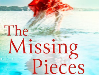 Cover Reveal! The Missing Pieces of Us by Eva Glyn
