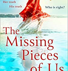 Review - The Missing Pieces of Us by Eva Glyn