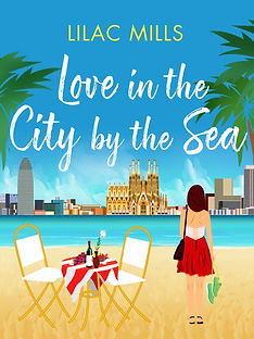 Love in the City by the Sea by Lilac Mills