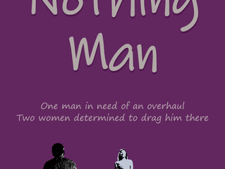 Nothing Man by R J Gould