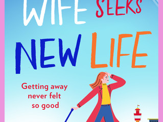 Blog tour - Worn Out Wife Seeks New Life by Carmen Reid