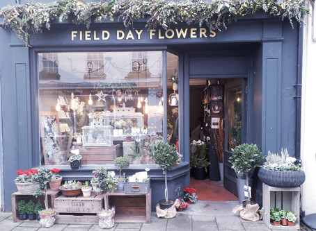 The Inspiration behind The Tanglewood Flower Shop