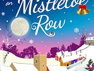Bells and Bows on Mistletoe Row by Emily Harvale