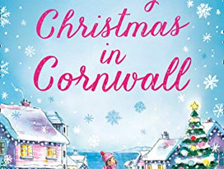 A Cosy Christmas in Cornwall by Jane Linfoot