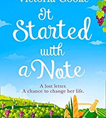 It Started With A Note by Victoria Cooke