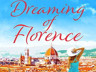 Dreaming of Florence by T.A. Williams