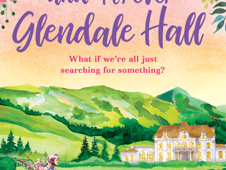 Blog tour -  Always And Forever At Glendale Hall by Victoria Walters