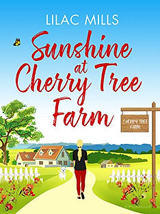 Sunshine at Cherry Tree Farm by Lilac Mills