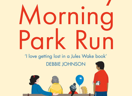 The Saturday Morning Park Run by Jules Wake