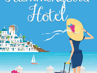 Blog Tour - Escape to the Hummingbird Hotel by Daisy James