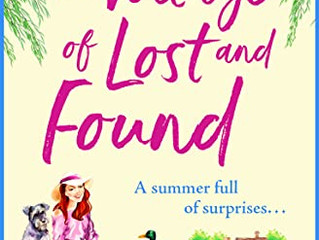 Review - The Village of Lost and Found by Alison Sherlock