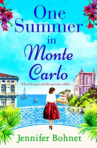 Book Cover for One summer in Monte Carlo by Jennifer Bohnet