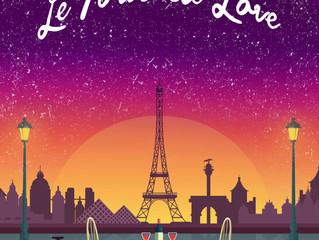 It's publication day for Le Tour de Love