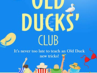 Blog Tour - The Old Duck's Club by Maddie Please