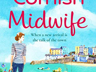 Blog Tour -The Cornish Midwife by Jo Bartlett