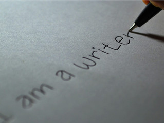 I featured in a guest post on We Heart Writing - the day job and being an author
