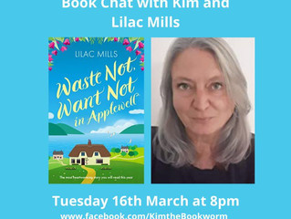 Join me and Kim Nash for a Natter