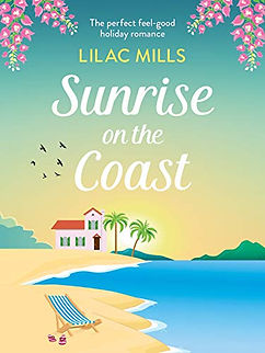 Sunrise on the Coast by Lilac Mills