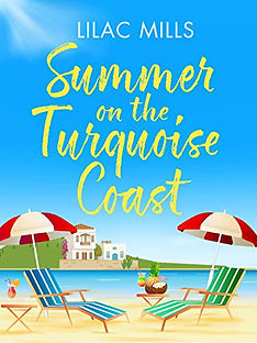 Summer on the Turquoise Coast by Lilac Mills
