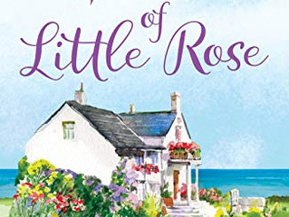 Review of The Garden of Little Rose by Suzanne Snow