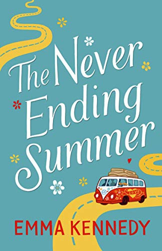Book cover for The Never Ending Summer by Emma Kennedy