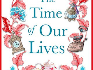 The Time of Our Lives by Abby Williams