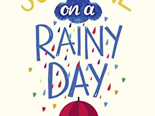 Sunshine on a Rainy Day by Bryony Fraser