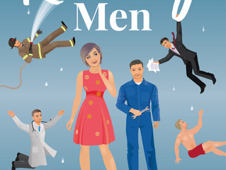 It's Raining Men by Rich Amooi Blog Tour & Giveaway