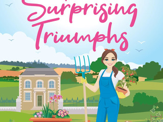 Blog tour - Jane Trelawney's Year of Surprising Triumphs by Georgia Hill