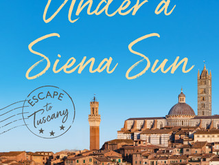 Under a Siena Sun by T. A. Williams