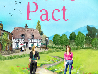 Blog Tour - The Sister Pact by Lisa Swift