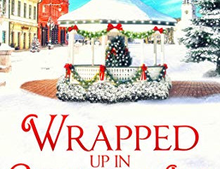 Wrapped Up in Christmas Joy by by Janice Lynn