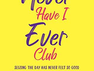 The Never Have I Ever Club by Mary Jayne Baker